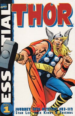 Essential Thor Vol 1 1