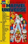 Official Handbook of the Marvel Universe Master Edition Vol 1 22