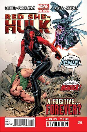 Red She-Hulk Vol 1 59