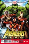 Avengers Assemble Vol 3 10
