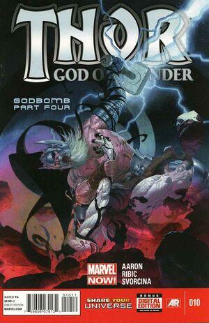 Thor God of Thunder Vol 1 10