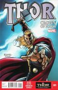Thor Crown of Fools Vol 1 1