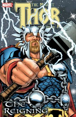 Thor The Reigning TPB Vol 1 1