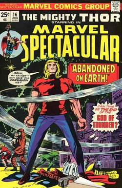 Marvel Spectacular Vol 1 16