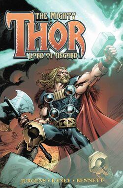 Thor Lord of Asgard TPB Vol 1 1