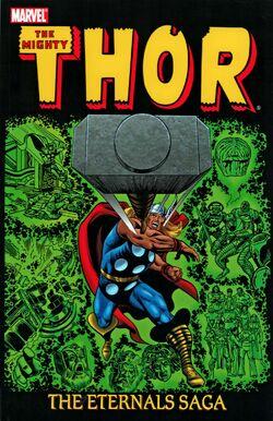 Thor The Eternals Saga TPB Vol 1 2