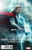 Thor God of Thunder Vol 1 13 Movie Variant