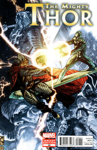 Mighty Thor Vol 1 22 Final Issue Variant