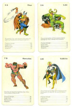 Merchandise-cardgame unknown-1977