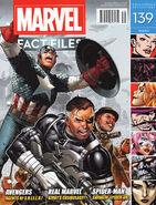 Marvel Fact Files Vol 1 139