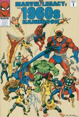 Marvel Legacy Handbook Vol 1 1