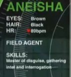 ID card 3 - Aneisha Jones