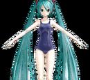 Miku Hatsune Swimsuit (Gouriki)