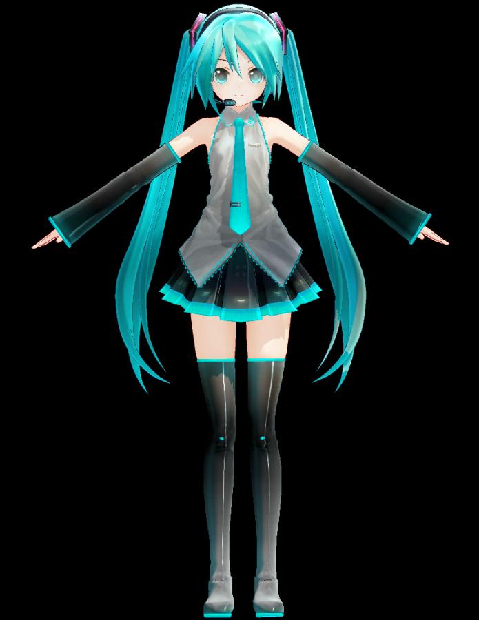 Vocaloid Miku