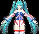 Miku Hatsune Spectrum TDA edit (Orahi-shiro)