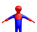 Spoderman (Orange Chicken)