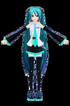 Oyabun Miku Hatsune V3