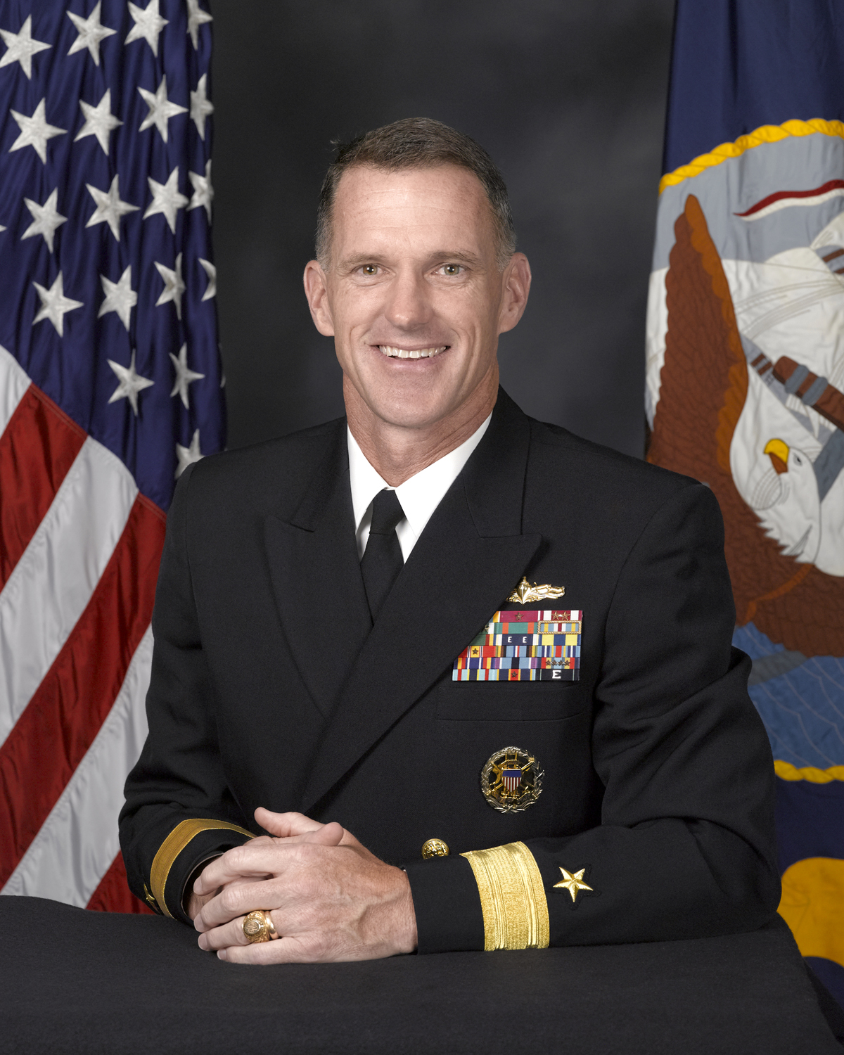 Commandant of midshipmen