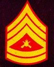 E7 USMC Gunnery Sergeant 1929