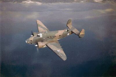 800px-Lockheed A-29 Hudson USAAF in flight c1941