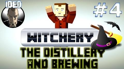 Witchery Mod Tutorial - Distillery and Brewing