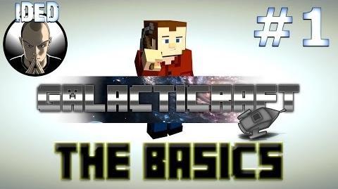 Galacticraft Tutorial - The Basics - Minecraft Mod