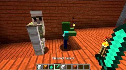 Minecraft Blocks & Items Utility Mobs