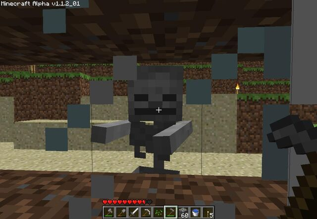 File:Minecraft Skeleton Badie.jpg