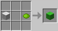 Crafting-lime-wool