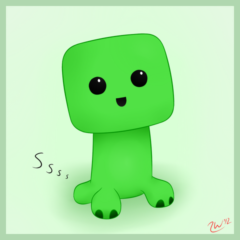 File:Baby creeper by redwire99-d4vv361.png