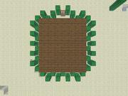 Overhead Cactus Defense