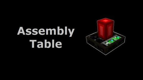 Assembly Table - Buildcraft In Less Than 90 Seconds