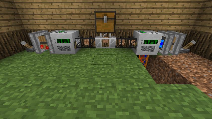minecraft mining