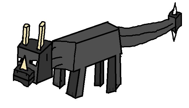 Minecraft Rhino Lokkdown - YouTube