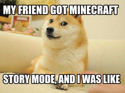 File:Minecraft meme Doge.jpg