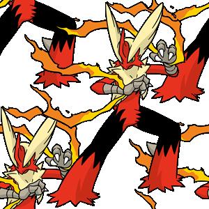 Blaziken take 2 theoneandonlymisdreavous525 39 s total pokemon wiki wikia - Pokemon mega evolution blaziken ...