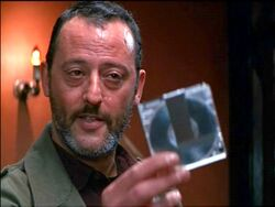 Jean Reno in Mission Impossible
