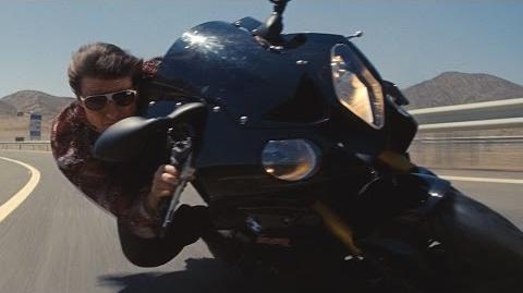Mission Impossible Rogue Nation - Motorcycle