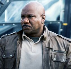 Luther Stickell