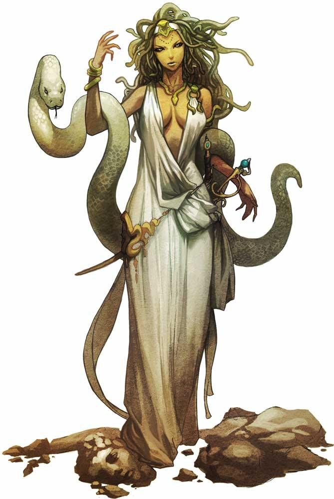 Medusa wiki mitolog a fandom powered by wikia for En la mitologia griega la reina de las amazonas