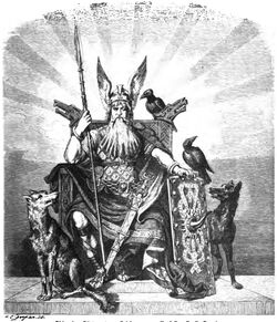 Odin nordischgermani00novegoog S.7.jpg