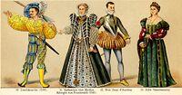 Meyers Großes KVL Kostüme 02 11536b Abb. 10-13