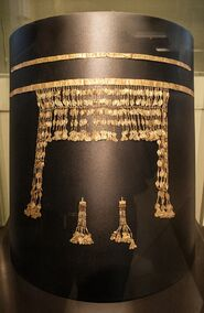 Schatz des Priamos, Kleines Gehänge, Pushkin Museum, Moskau