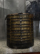 Barrel from the osebergship