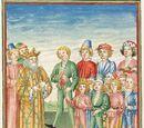 Kleidung des Spätmittelalters