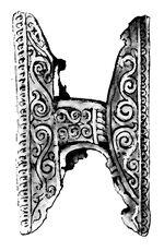 Bügelfibel, angelsächsisch RdgA Bd2, Taf.013, Abb.095