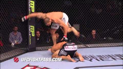 UFC Upfront Fight Night Doubleheader