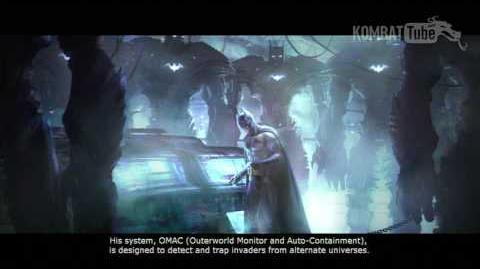 MKvsDC Ending BATMAN