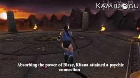 Mortal Kombat Armageddon Kitana's Ending