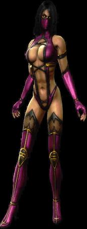 File:Mileena Mortal Kombat 9.png